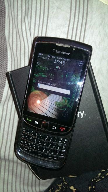 blackberry 8900 в Кыргызстан: Продам телефон 3000 6.мкр