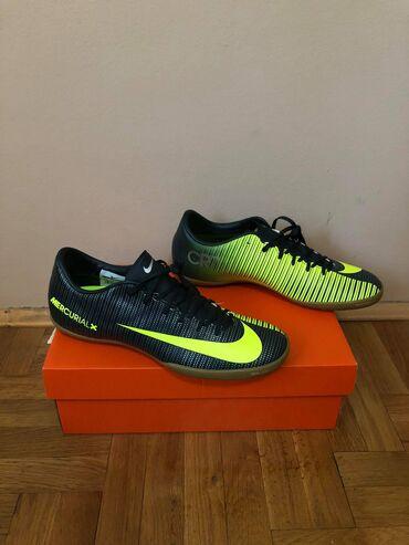 Patike za fudbal - Srbija: Nike 42 (26.5cm) Mercurial X CR7 patike za fudbal NOVONike