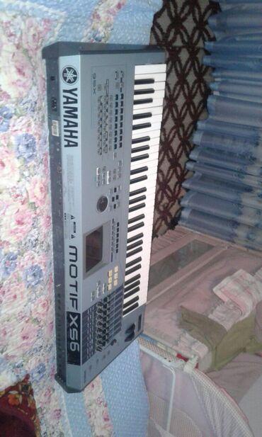 Спорт и хобби - Кызыл-Кия: Продается Yamaha motif xs6
