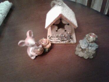 Статуэтки - Азербайджан: Новогодний сувенир