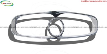 Maserati 3500 GTiS Grille bumper (1962-1965) stainless steel in Amargadhi