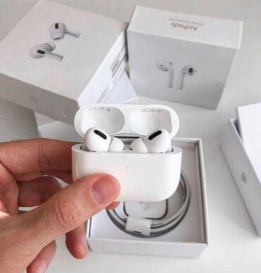 !!!Самая низкая цена на рынке!!!   Наушники Apple Airpods PRO  Самая л