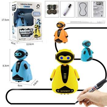 Индуктивная Игрушка Умный Робот в Бишкек