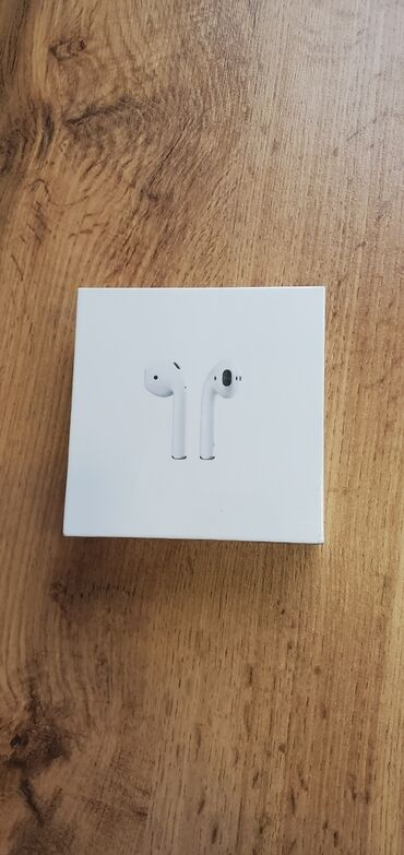 AirPods 2 with Charging Case Оригинал