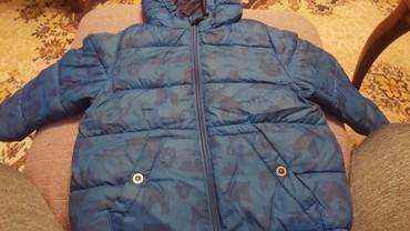 Zara baby boy zimska jakna. puna. vel.18-24 meseca br.92 kao nova - Pozarevac