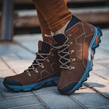 треккинговая обувь бишкек в Кыргызстан: Летние женские треккинговые ботинки Brook - из натурального нубука с