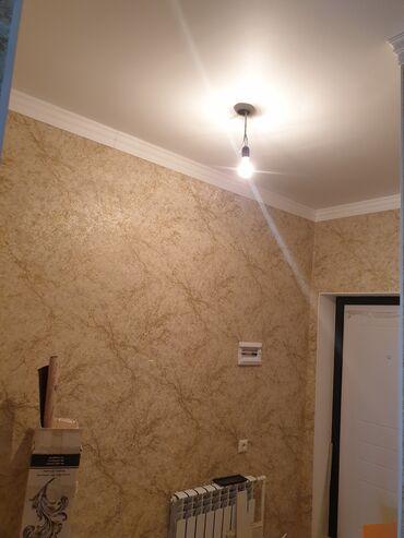 Недвижимость - Ала-Тоо: Элитка, 1 комната, 57 кв. м Теплый пол, Бронированные двери, Дизайнерский ремонт
