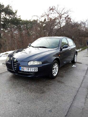 Alfa romeo 147 3 2 mt - Srbija: Alfa Romeo 147 2004