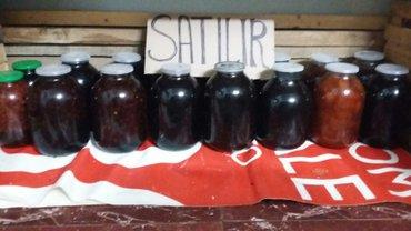 Bakı şəhərində Salam ev weraitinde biwirilwn murebbeler satilir 3 kilolug balon 15 ma