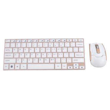 siqnal - Azərbaycan: HK - 3910 Ultra nazik 2.4GHz simsiz klaviatura + USB 2.0 siqnal