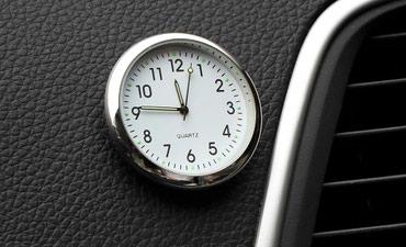 Sat za automobil beli - samolepljivo - Zrenjanin
