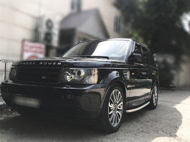 продается range rover sport 4. 2 kompressor🚀 2006 год. 153 тыс. пробе в Бишкек