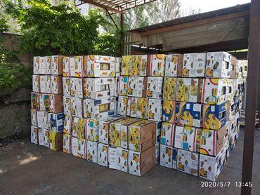 stekljannye-banki-1-l в Кыргызстан: Продаю коробки 1 сорта банановые