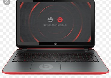 Ноутбук hp beats special edition 15' model 15-p390nramd quad core a10 в Бишкек