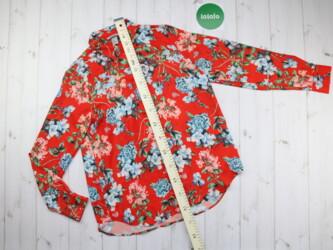 Детская цветочная рубашка H&M Длина: 73 см Рукава: 57 см Плечи: 4