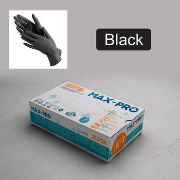 Продаю нитриловые медицинские перчатки. Чёрные и синие. Размеры L, M