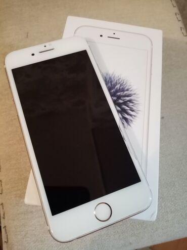 İşlənmiş iPhone 6 32 GB Ağ