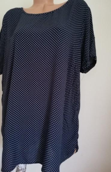 L tunika na - Srbija: Tunika bluza100%Viskoza 44/46/L (128)izabertite 3 stvari od garderobe