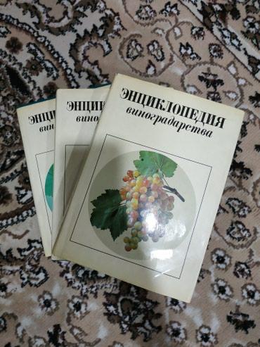 Продаются Энциклопедии Виноградства 3 х томник ! 1986 -1987 г в Лебединовка