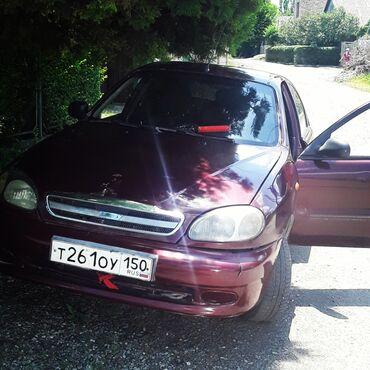 1433 объявлений: Chevrolet Lanos 1.3 л. 2007