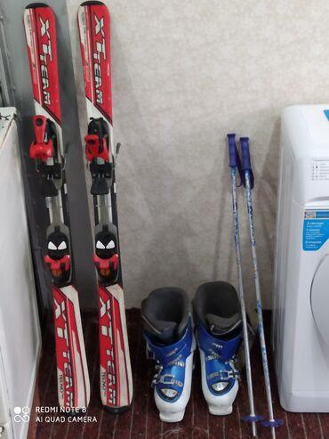 Лыжи продаю