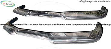 Volvo P1800  (1963-1973) bumpers stainless steel in Amargadhi