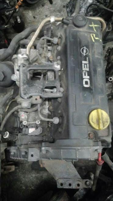 porsche panamera turbo в Кыргызстан: Opel двигатель 1.7 2003 год Turbo Diesel