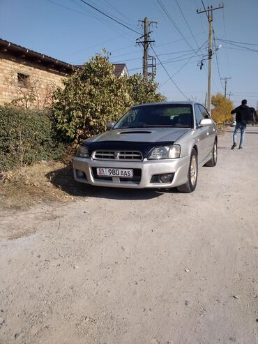 Subaru Legacy 2 л. 2000