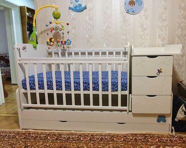 Happy baby mağazasından 435azne matrassiz alınıb.matrasi elave