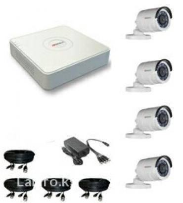 Hikcvision по низким ценам. комплект из 4х в Кара-Суу