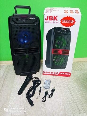 Sako muski - Srbija: Blutut Zvucnik Karaoke JBK-6525 sa mikrofonom i daljinskimCena: 4000