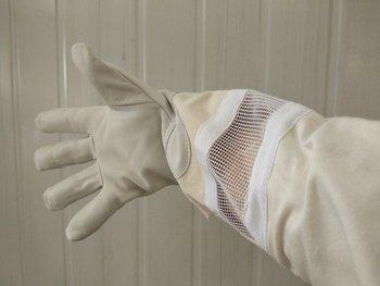 Перчатки для пчеловода из кожи коров и в Бишкек
