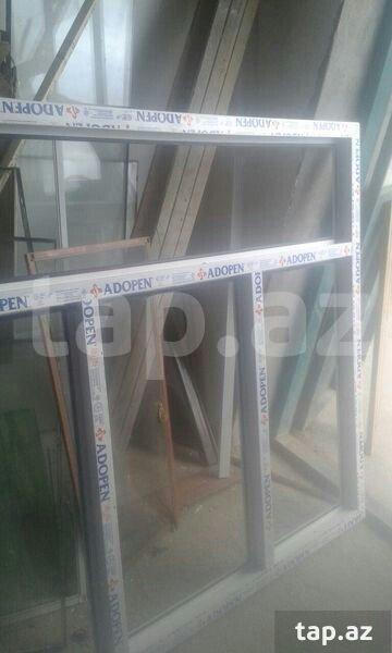 plastik gapi pencere ustasiyam is axtariram в Баку