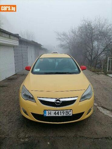 Opel Astra 1.6 l. 2012   201000 km