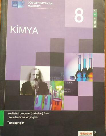 İdman və hobbi - Azərbaycan: Kimya 8-ci sinif dim