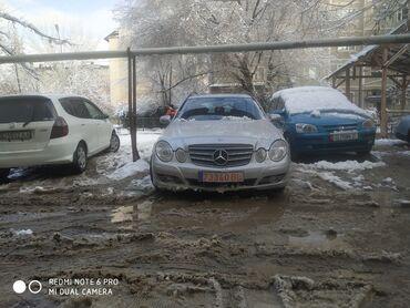 Mercedes-Benz в Кыргызстан: Mercedes-Benz E 220 2.2 л. 2008 | 400000 км
