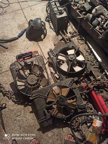 степ спада бишкек in Кыргызстан | АВТОЗАПЧАСТИ: Вентилятор охлаждения Хонда степ вагон спадо