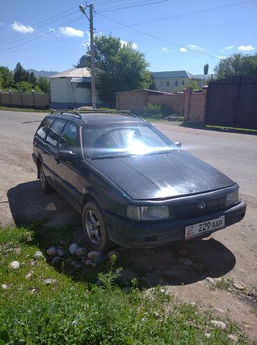 Транспорт - Арашан: Volkswagen Passat 1.8 л. 1993 | 55555 км