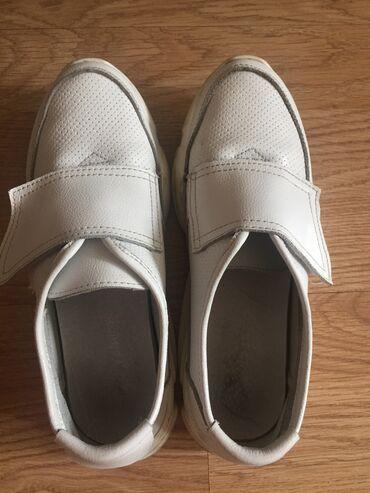 snikersy 36 razmer в Кыргызстан: Обувь б/у детская, подростковая. Размер 36