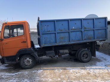 Мерседес гигант 814 в бишкеке - Кыргызстан: Мерс Гигант 814 Самосвал  Усиленный  На обмен дороже