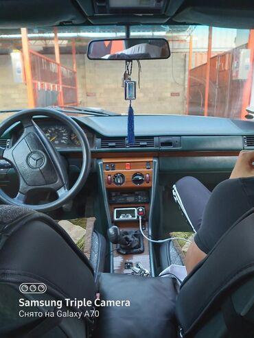 Mercedes-Benz - Кант: Mercedes-Benz W124 2 л. 1992 | 398000 км