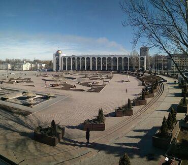 Офисы - Кыргызстан: Сдаю помещение 34квМ две комнаты. Площадь Ала Тоо Илбирс 3-этаж