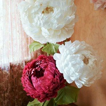Ростовые цветы. Большие цветы из в Лебединовка