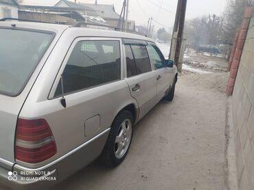 mercedes t1 в Кыргызстан: Mercedes-Benz E 320 3.2 л. 1995 | 277000 км