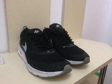 обувь лайки в Кыргызстан: Кроссовка от фирмы найк Nice.размер 39. Сост:новый.размер не подошёл