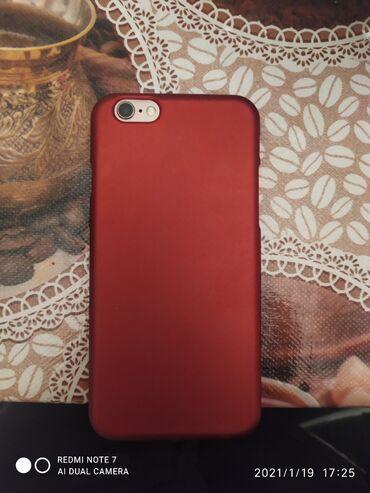 женские розовые пуловеры в Азербайджан: Б/У iPhone 6s 16 ГБ Розовое золото (Rose Gold)