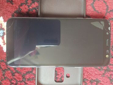 Б/у Samsung Galaxy A6 32 ГБ Серебристый