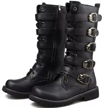 Байкерские ботинки, Байкерская обувь в Кемин