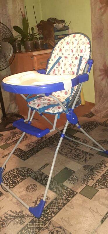 Детский мир - Кыргызстан: Продаётся детский стульчик для кормления, практически новый, состояние