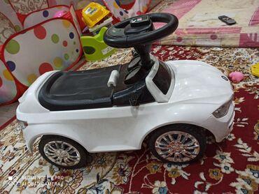 Детская машина, район политех